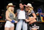 Kagney Linn Karter & Monique Alexander & Marco Banderas in Naughty Country Girls