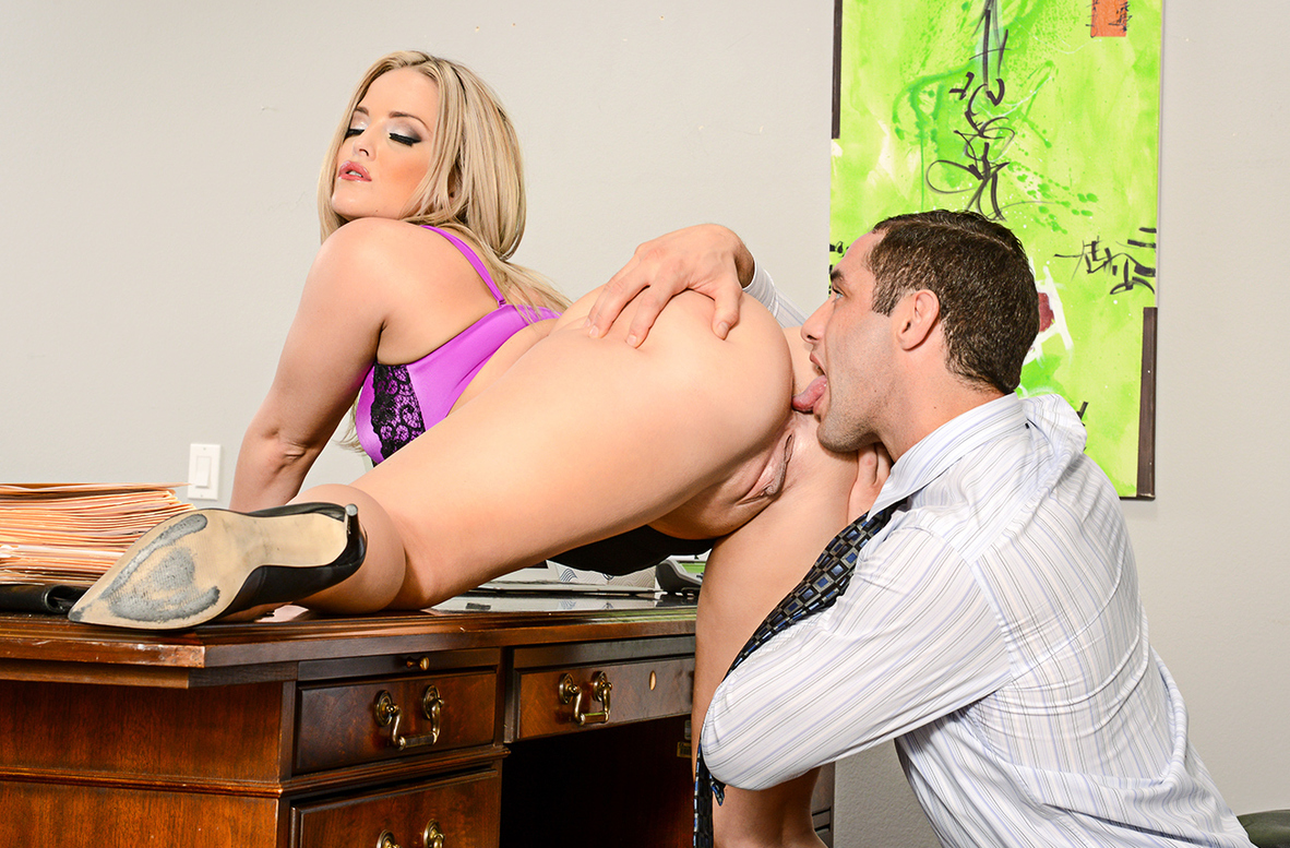 Watch Alexis Texas and Damon Dice 4K video in Naughty Office