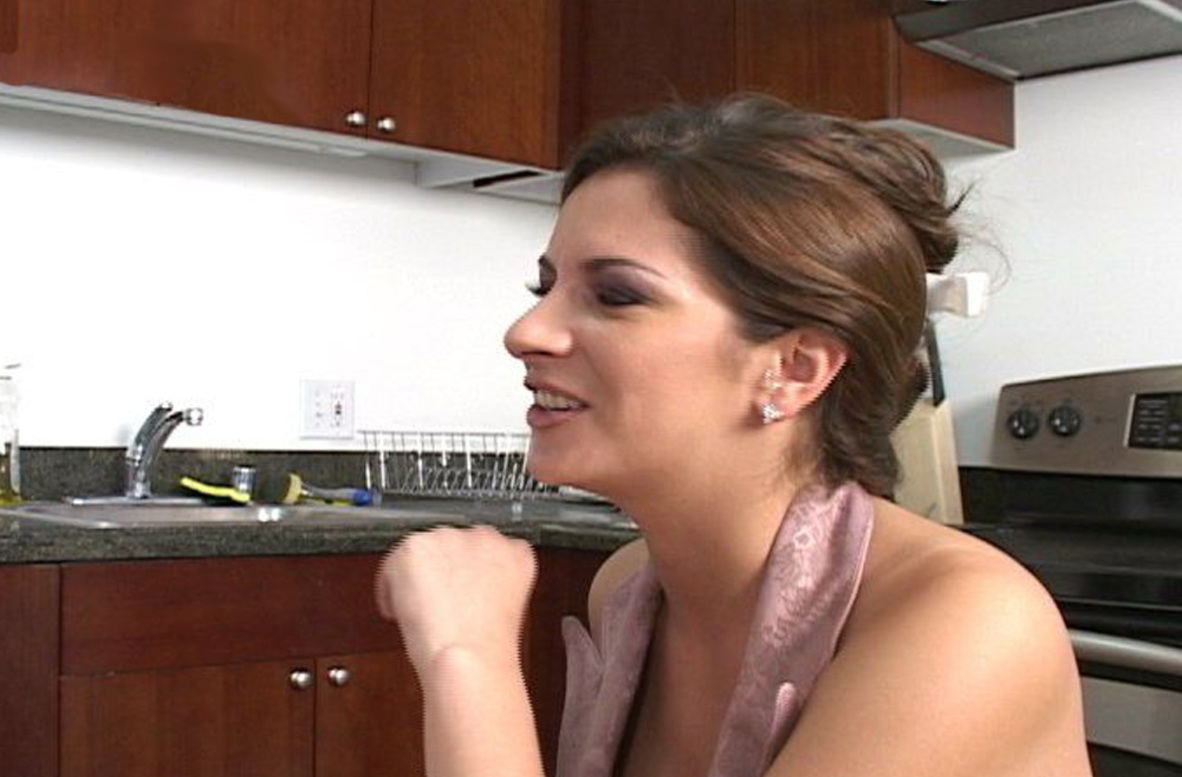 Watch April Blossom video in Naughty Office