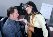 Asa Akira & Alec Knight in Naughty Office