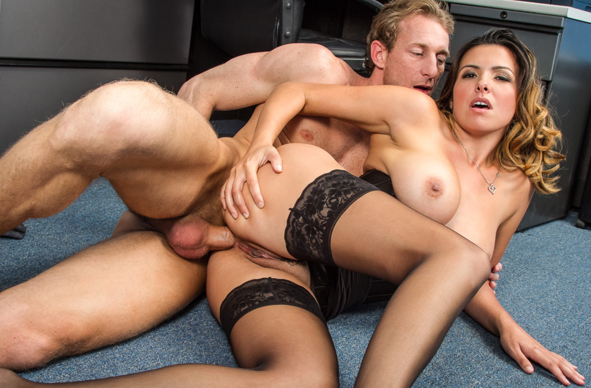 Watch Danica Dillon and Ryan Mclane 4K video in Naughty Office