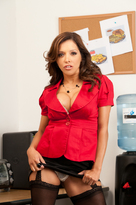 Francesca Le starring in Co-workerporn videos with Ass licking and Big Ass