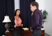 Harley Dean & Kyle Mason in Naughty Office