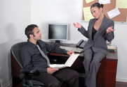 Jayna Oso & Sascha in Naughty Office
