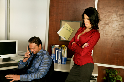 Watch Juelz Ventura and Rocco Reed video in Naughty Office