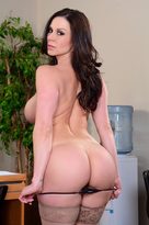 Kendra Lust starring in Co-workerporn videos with American and Ass smacking