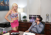 Kenzie Taylor & Johnny Castle in Naughty Office