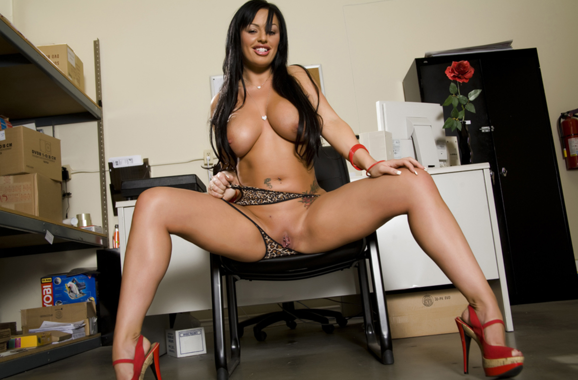 Watch Kerry Louise and Mark Wood video in Naughty Office