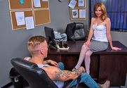 Marie McCray & Richie Black in Naughty Office