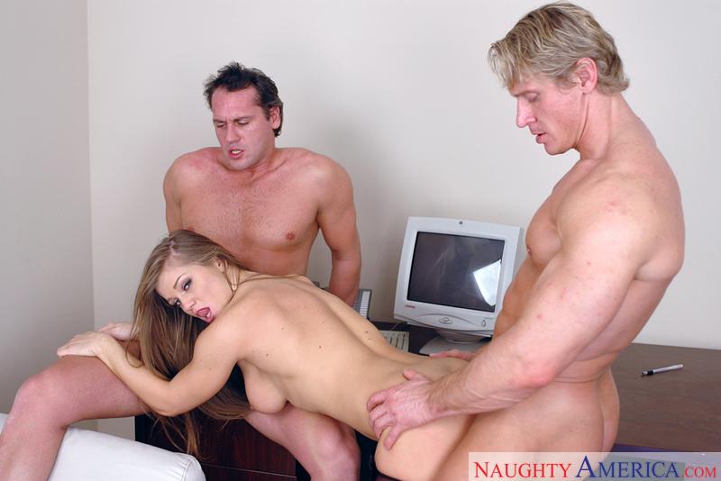 Wifes big tits bent over