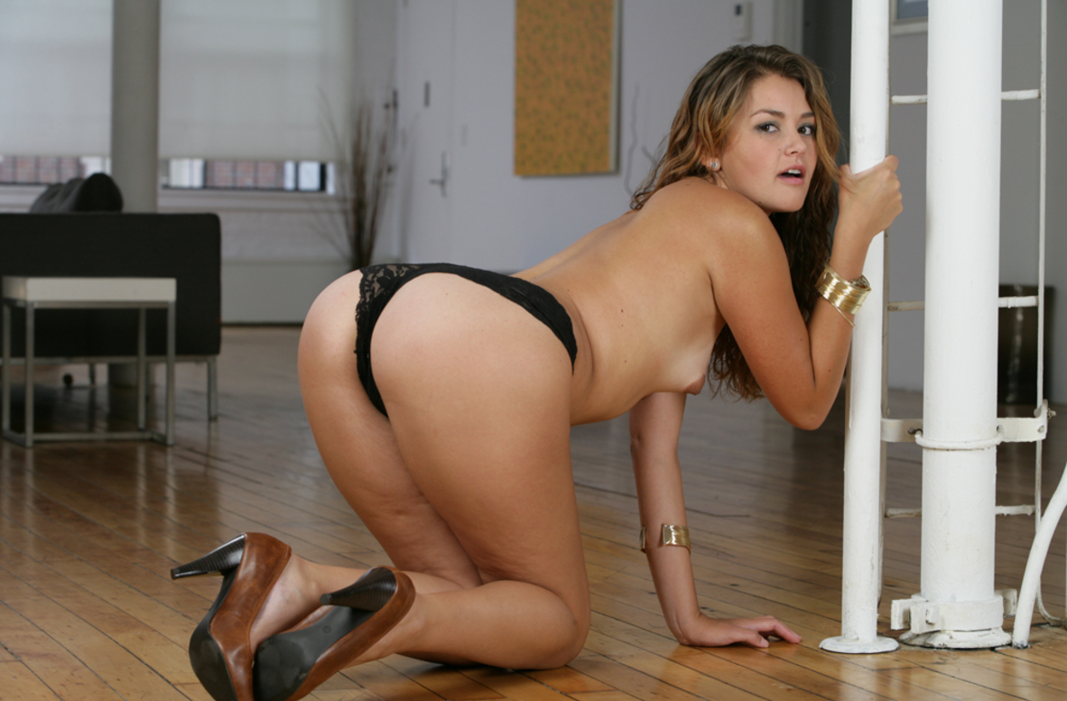 Watch Allie Haze and Bill Bailey video in Naughty Rich Girls