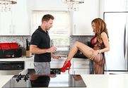 Luna Star & Levi Cash in Naughty Rich Girls
