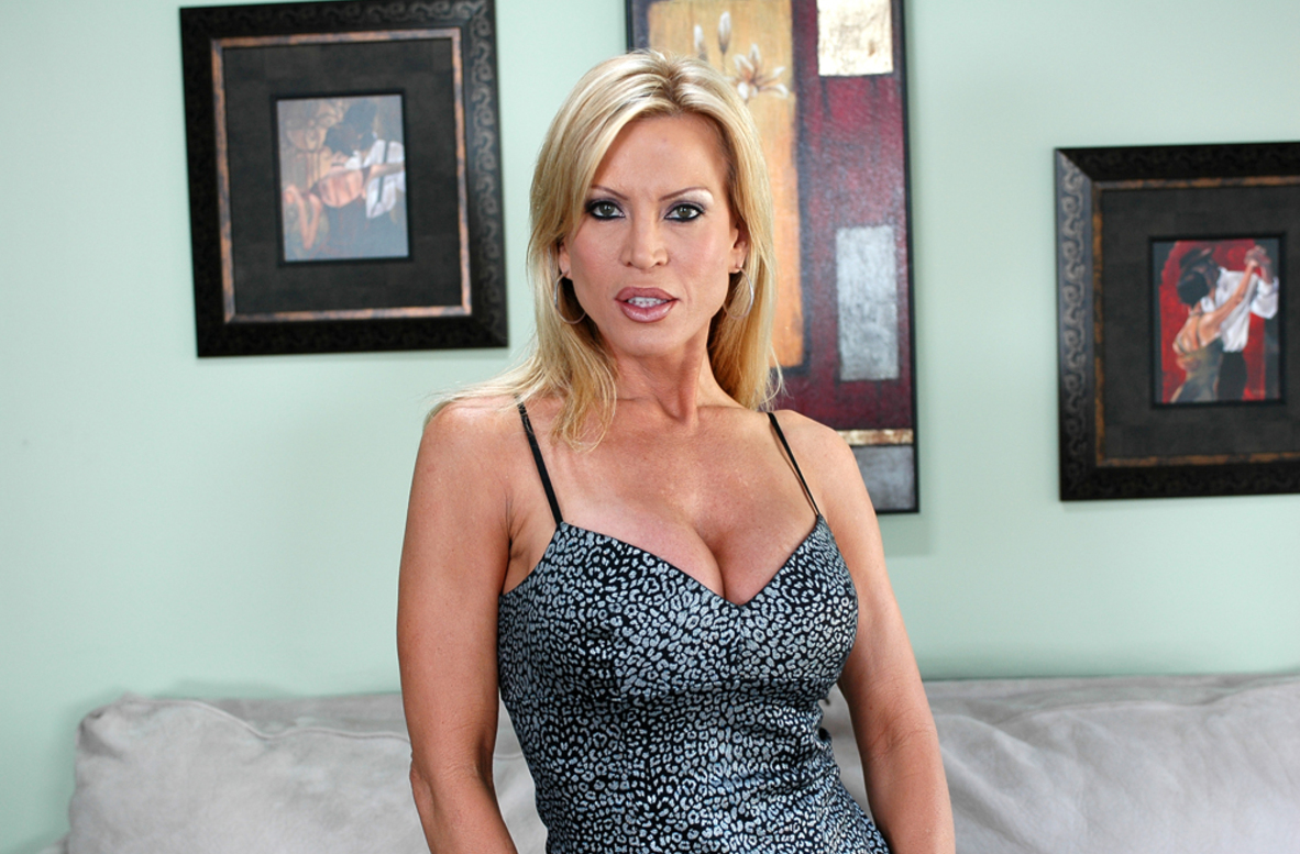 Watch Amber Lynn and Scott Nails video in Seduced By A Cougar
