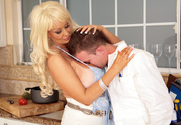 Brittany O'Neil & Scott Stone in Seduced By A Cougar