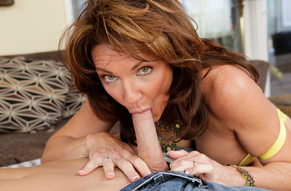 Watch Deauxma and Daniel Hunter video in Seduced By A Cougar