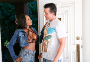 Diamond Jackson & Billy Glide in Seduced By A Cougar