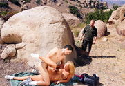 Mellanie Monroe & Gabriel D'Alessandro & Jenner in Seduced By A Cougar