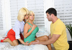 Nikita Von James & Tara Holiday - Sex Position 1