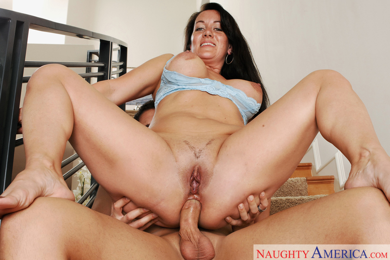 Black girl double anal