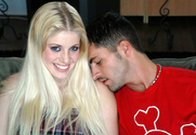 Charlotte Stokely & Kris Slater in Socal Coeds